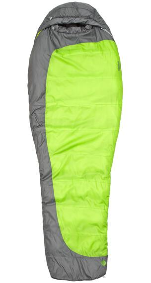 Marmot Trestles 23 Sleeping Bag Long Abstract Green/Flint
